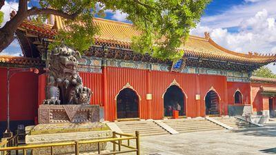 Five reasons to live in Gulou, Beijing