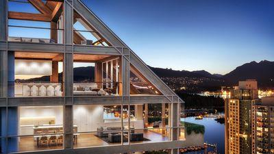 Vancouver's new timber tower in harmony with the city