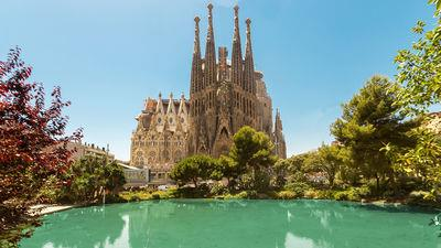 Five reasons to live in Barcelona, Spain