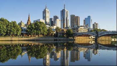Five reasons to live in Melbourne, Australia