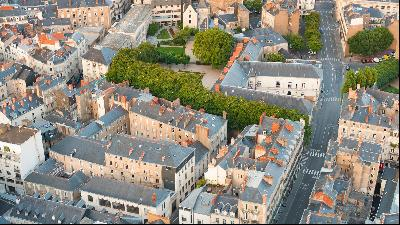 Five reasons to live in Nantes, France
