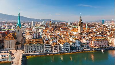 Five reasons to live in Zurich, Switzerland