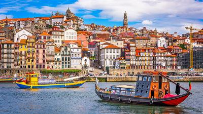 Five reasons to live in Porto, Portugal