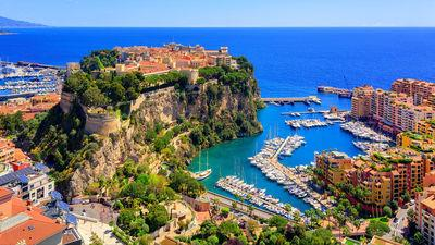 Five reasons to live in Monaco