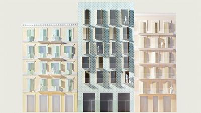 The Barcelona block built for flexible living