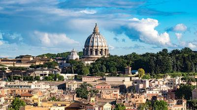Five reasons to live in Rome, Italy