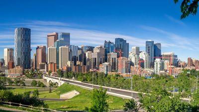 Five reasons to live in Calgary, Canada