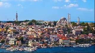 Five reasons to live in Istanbul, Turkey