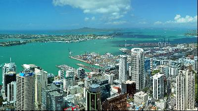 Five reasons to live in Auckland, New Zealand