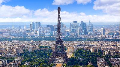 Britons rank France as expat destination of choice