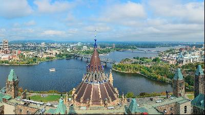 Five reasons to live in Ottawa, Canada