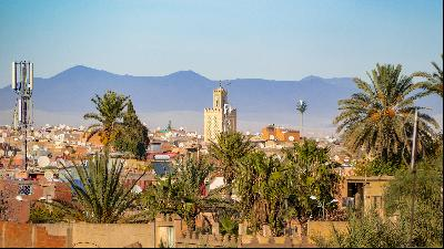 Five reasons to live in Marrakesh, Morocco