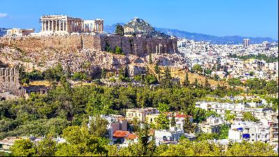 Athens housing market revival driven by foreign buyers
