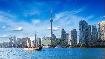 Toronto house price rises send positive signal on Canadian economy