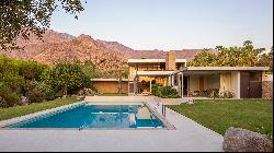 The Palm Springs house that started the fashion for desert retreats