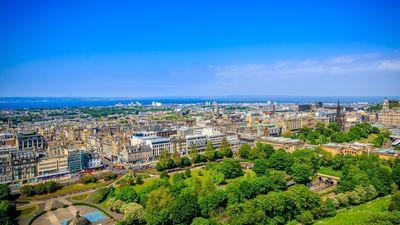 Five reasons to live in New Town, Edinburgh