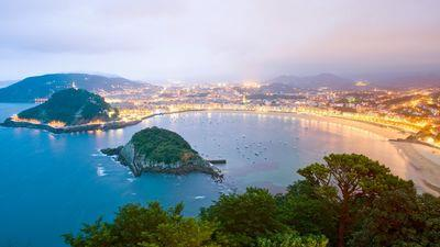 A taste of San Sebastián, Basque region, Spain