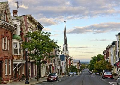 Five reasons to live in Hudson, New York