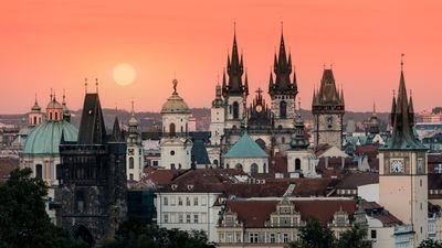 A home for literature in Prague