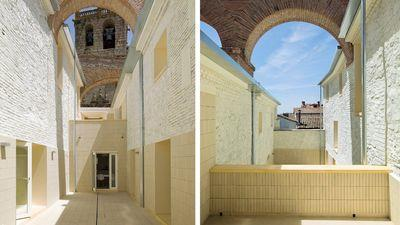 Patchworks of history, decay and repair in Spain