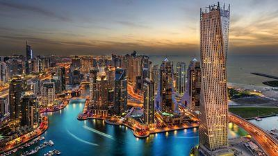 Five reasons to live in Dubai