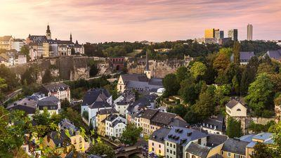 Five reasons to live in Luxembourg