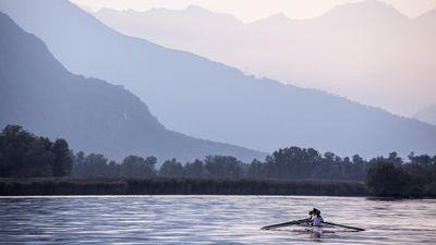 A home for rowing on the Italian lakes
