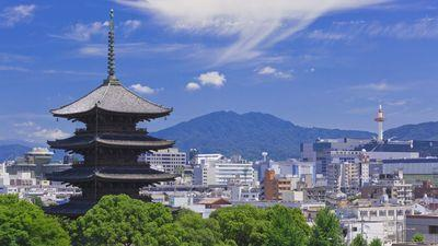 Lack of supply drives rise in Kyoto's property prices