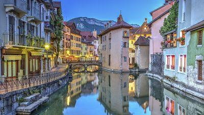 A taste of Annecy, France