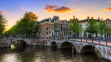 Expat advice: moving to Brussels and Amsterdam
