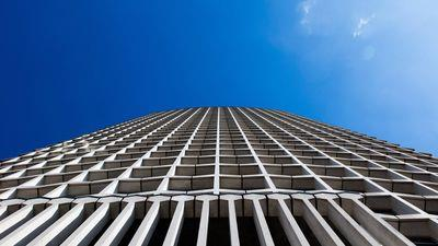Residential conversion revives London's Centre Point