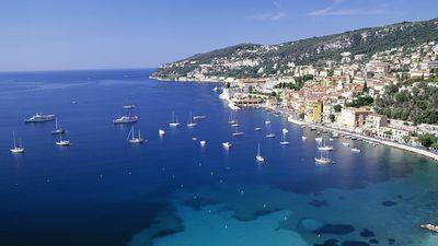 France's Cote d'Azur feels 'Macron effect'
