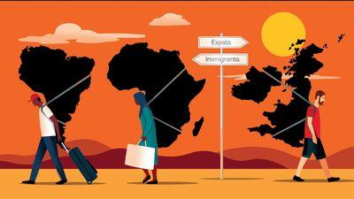Expat identities: loaded words for movers abroad