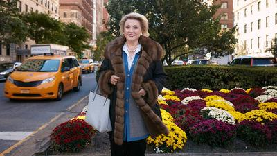 Barbara Taylor Bradford's view on the Upper East Side