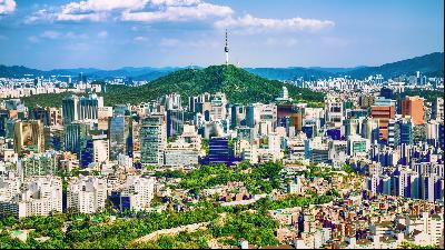 Five reasons to live in Seoul, South Korea