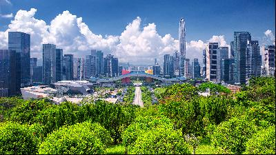Five reasons to live in Shenzhen, China