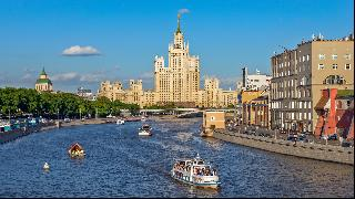 Five reasons to live in Moscow, Russia