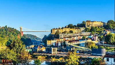 Five reasons to live in Bristol, UK