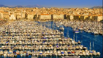 Five reasons to live in Marseille, France