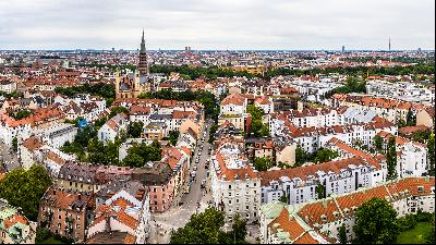 Munich heads list of cities facing bubble risk