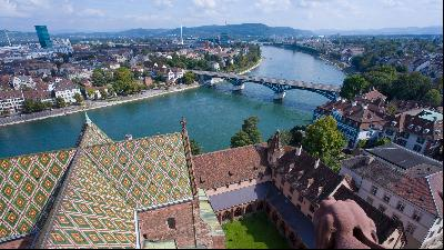 Five reasons to live in Basel, Switzerland