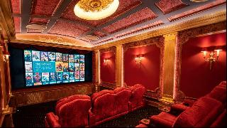 Blockbuster home cinemas for nights in at the movies