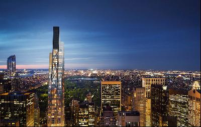 Jean Nouvel's tower puts the Gotham back into New York