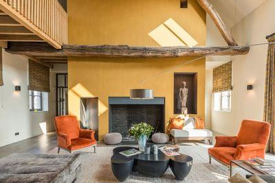 7 Trending Colors for Living Rooms