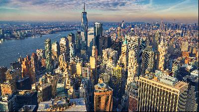 Five reasons to live in New York's Financial District