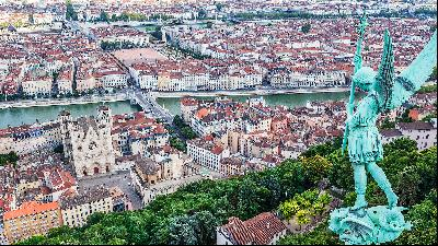 Five reasons to live in Lyon, France