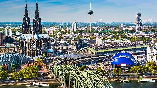 Five reasons to live in Cologne, Germany