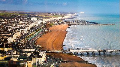 Five reasons to live in Brighton and Hove