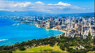 Hawaii house price surge fuelled by influx of second-home owners