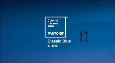 2020 Pantone Color of the Year | Classic Blue